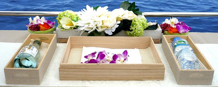 海洋葬の専門業者の特徴3