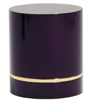 手元供養品のミニ骨壷「紫」
