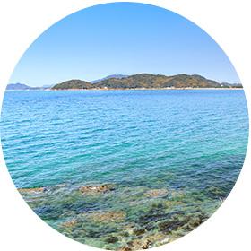 福井の海洋散骨海域