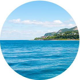 北海道の海洋散骨海域