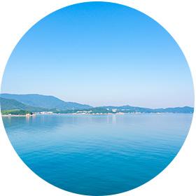 香川の海洋散骨海域