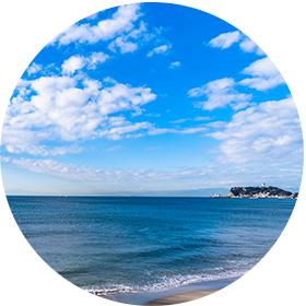 神奈川の海洋散骨海域