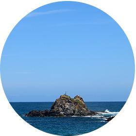 島根の海洋散骨海域