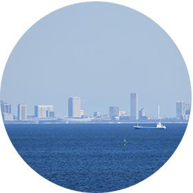 東京の海洋散骨海域