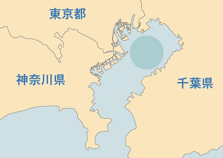東京での海洋散骨業者