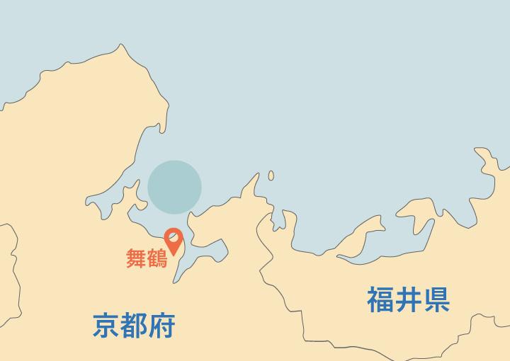 京都での海洋散骨業者