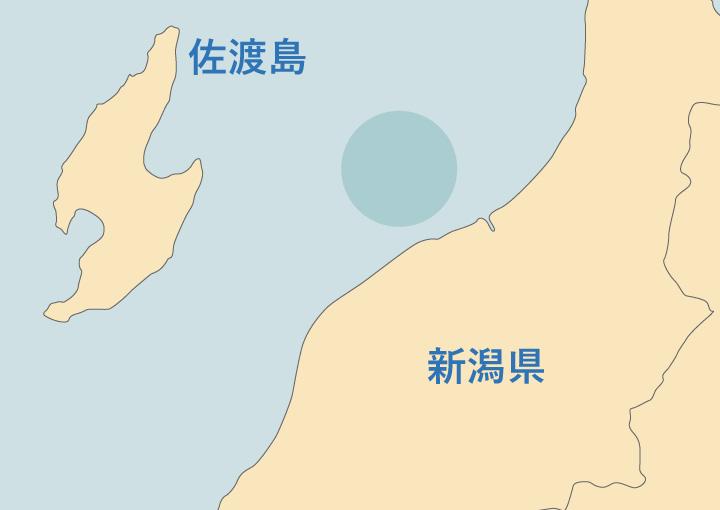 新潟での海洋散骨業者