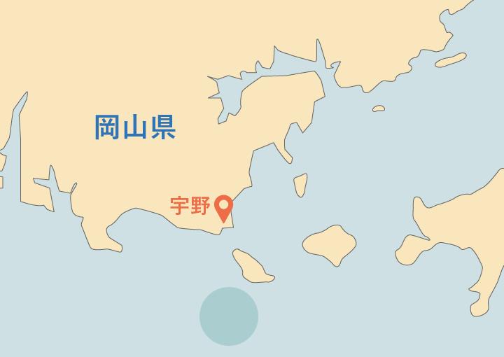 岡山での海洋散骨の専門業者