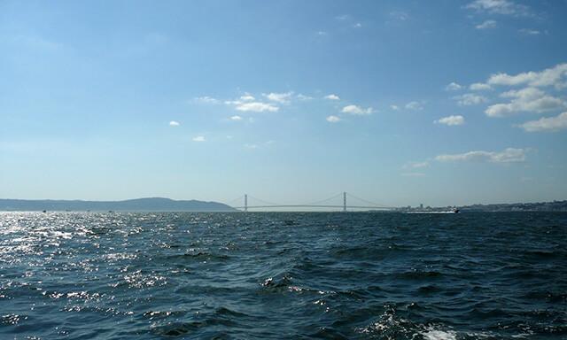 神戸(兵庫県)での海洋散骨
