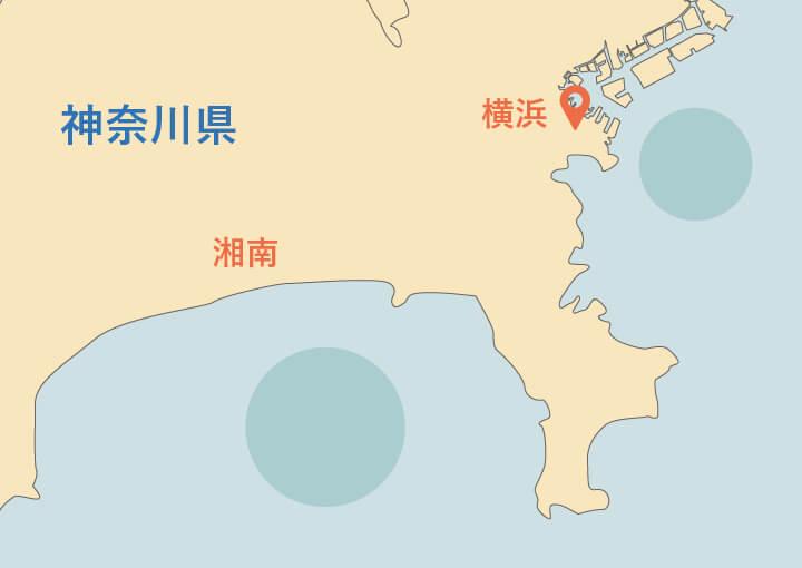 神奈川での海洋散骨業者