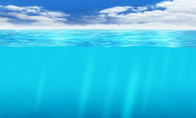海での散骨による影響について
