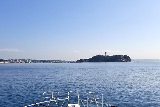 神奈川・湘南の海洋散骨業者の港