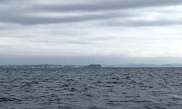 神奈川県湘南での海洋散骨