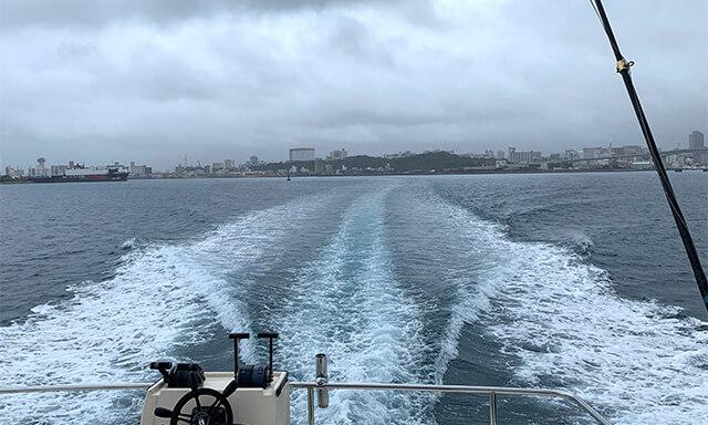 沖縄県での海洋散骨