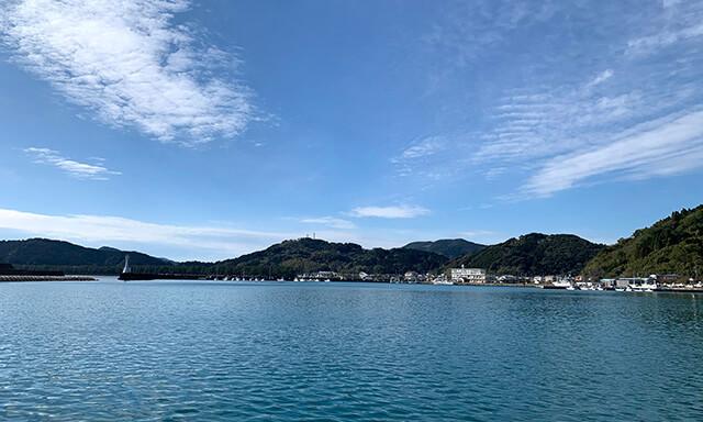 宮崎県での海洋散骨事例
