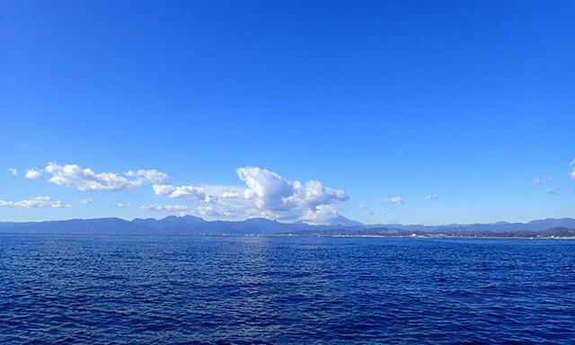 神奈川県湘南市での海洋散骨事例