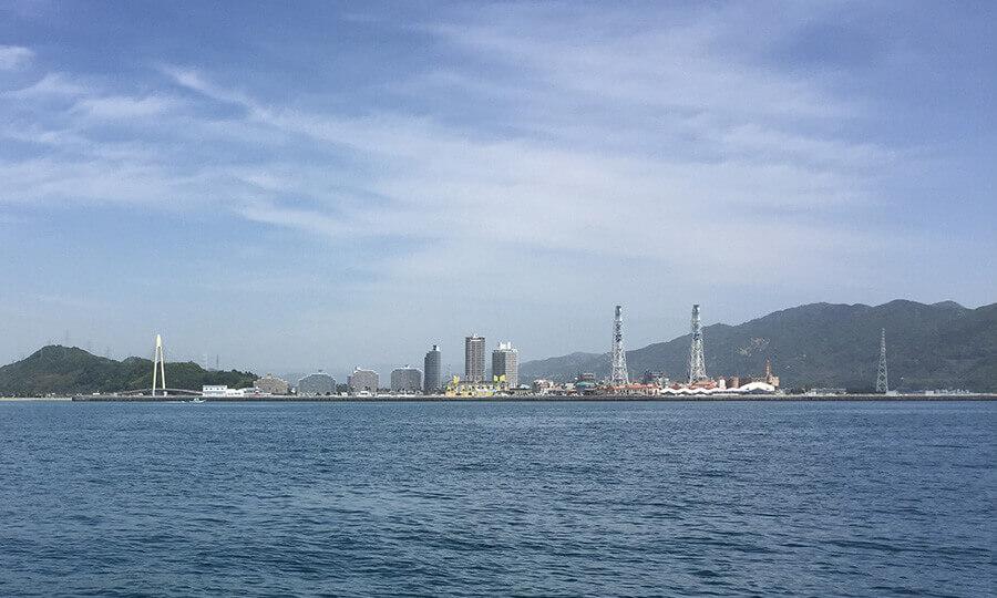 和歌山県和歌山市での海洋散骨業者